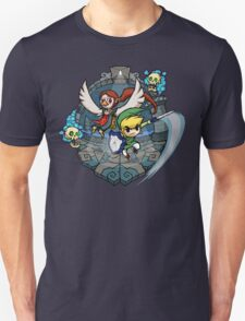 Zelda Wind Waker Earth Temple T-Shirt