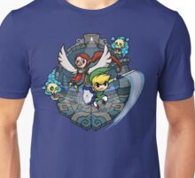 Zelda Wind Waker Earth Temple Unisex T-Shirt