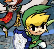 Zelda Wind Waker Earth Temple Sticker