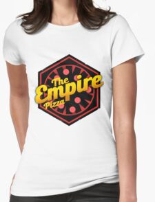 StarWars Empire Pizza! Womens Fitted T-Shirt