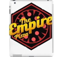 StarWars Empire Pizza! iPad Case/Skin