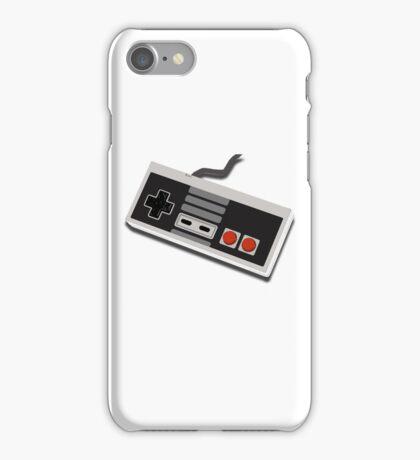 Nintendo Entertainment System Controller - Pixel iPhone Case/Skin
