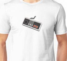 Nintendo Entertainment System Controller - Pixel Unisex T-Shirt