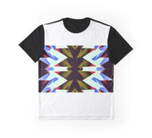 Psy Hardcore Star Burst NeoGeo Art Graphic T-Shirt