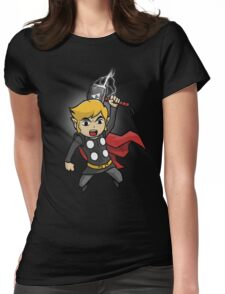 Song of Storms Womens Fitted T-Shirt