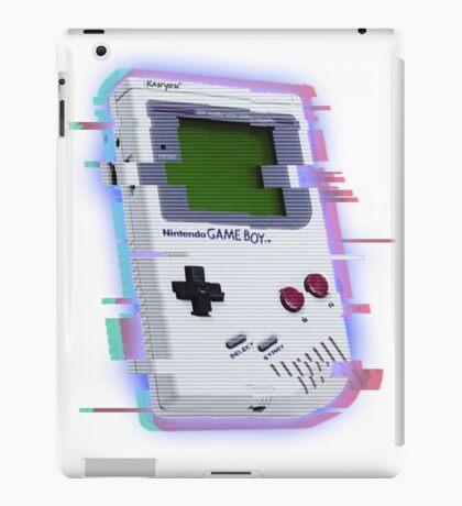 GameBoy Distort iPad Case/Skin
