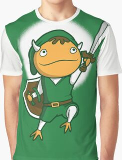 The Hero of Another World Graphic T-Shirt