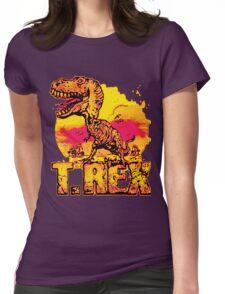 T-Rex Tyrannosaurus Rex Womens Fitted T-Shirt