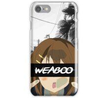 Weaboo Anime K-ON iPhone Case/Skin