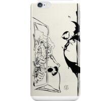 Fear and Loathing art - Ralph Steadman iPhone Case/Skin