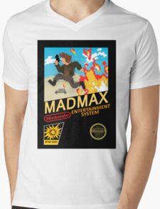 MadMax NES Mens V-Neck T-Shirt