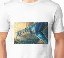 Pachycephalosaurus Unisex T-Shirt