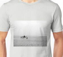 Camel riding  Unisex T-Shirt