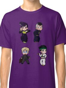 Diamond is Unbreakable Chibi collection Classic T-Shirt