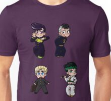 Diamond is Unbreakable Chibi collection Unisex T-Shirt