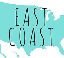 East Coast by alexandrapentel