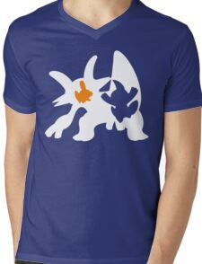 Mudkip, Marshtomp, Swampert Mens V-Neck T-Shirt