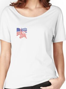 Leslie Knope for President Women's Relaxed Fit T-Shirt