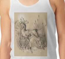 Morning in The Endless Forest Tank Top