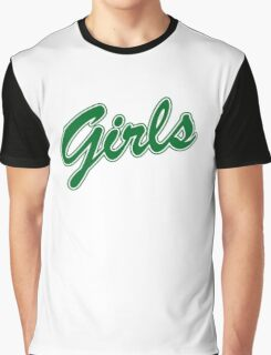 Girls Sweatshirt - Friends (green) Graphic T-Shirt