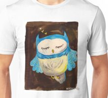 Sleepy Blue Unisex T-Shirt