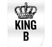 King B Poster
