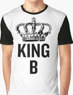 King B Graphic T-Shirt