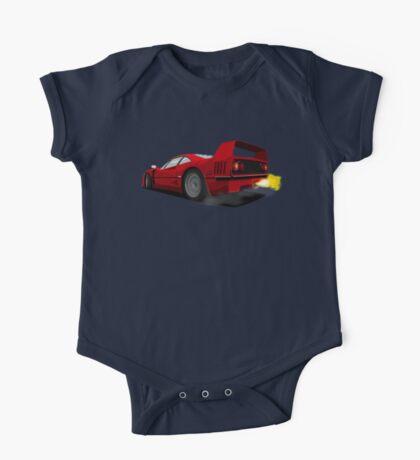 Ferrari F40 One Piece - Short Sleeve