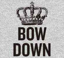 Bow Down by sergiovarela