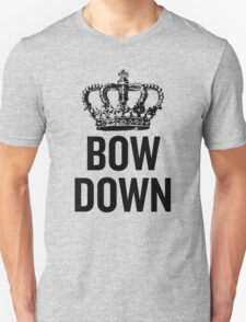 Bow Down T-Shirt