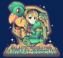 Animal Rescue by coinbox tees