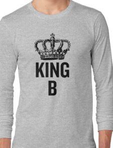 King B Long Sleeve T-Shirt