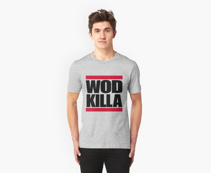 "Old Skool - ""WOD KILLA"" by marcusdacarcass"