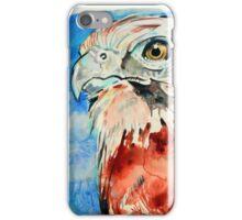 Brown Falcon iPhone Case/Skin