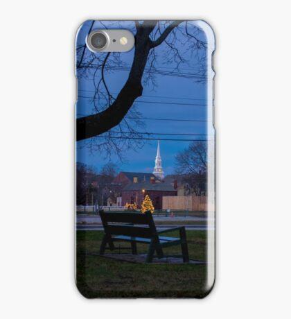 Peace in the Park (Prescot Park) iPhone Case/Skin
