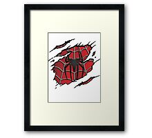 So You're Peter? Framed Print