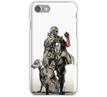 Big Boss Dog iPhone Case/Skin