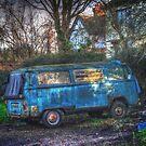 VW Camper by Nigel Bangert