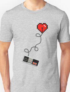 Retro at Heart  Unisex T-Shirt