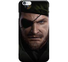 Metal Gear Trio  iPhone Case/Skin