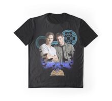 Devils Gate- Supernatural - Sam & Dean Graphic T-Shirt
