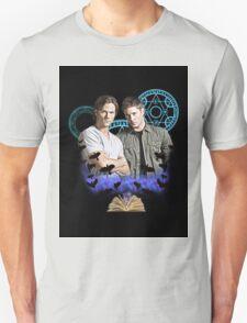 Devils Gate- Supernatural - Sam & Dean T-Shirt