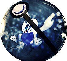 Lugia | Pokeball Insider by AbubakrSenpai