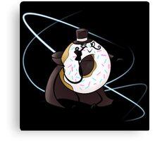 Drakkarium Doctor Donut Canvas Print
