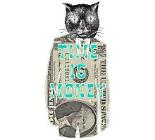 Time is Money Photographic Print