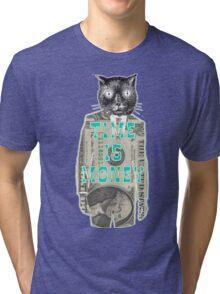 Time is Money Tri-blend T-Shirt