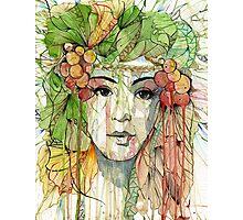 Natural Fashion // Garden Photographic Print