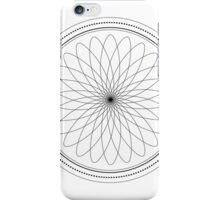 Geometric Mandala Design iPhone Case/Skin