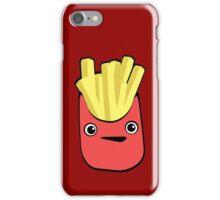 Kawaii French Fries iPhone Case/Skin