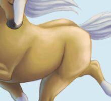 Fantastical Horse Sticker